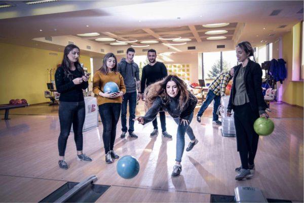 bowling Yerevan